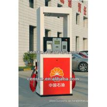 Hohen Zwillingsschlauch stehen allein CNG Dispenser