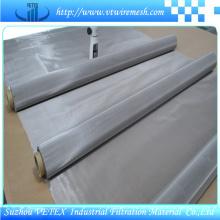 Malha de arame quadrada de aço inoxidável usada na aviação