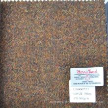 men's Jacket Harris tweed fabric