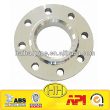high quality custom standard carbon stainless steel flange
