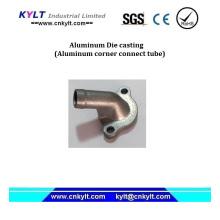 Aluminum Connect Corner Tube (die casting)