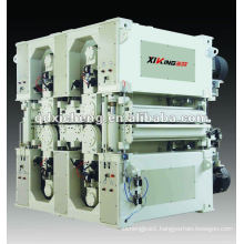Four Heads Double Sides Sanding Machine