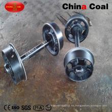 Mining Car Wheels Minería Rail Wagon Wheels