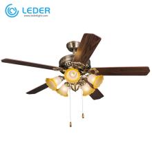 Ventilateurs de lampe de chevet LEDER