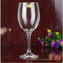 Chicken Equipment Crystal Globet Weinglas für Großhändler mit günstigen Preis