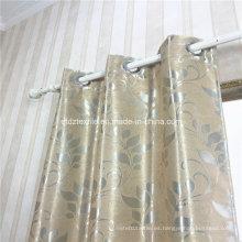 Nueva cortina grande del negro de la ventana del telar jacquar