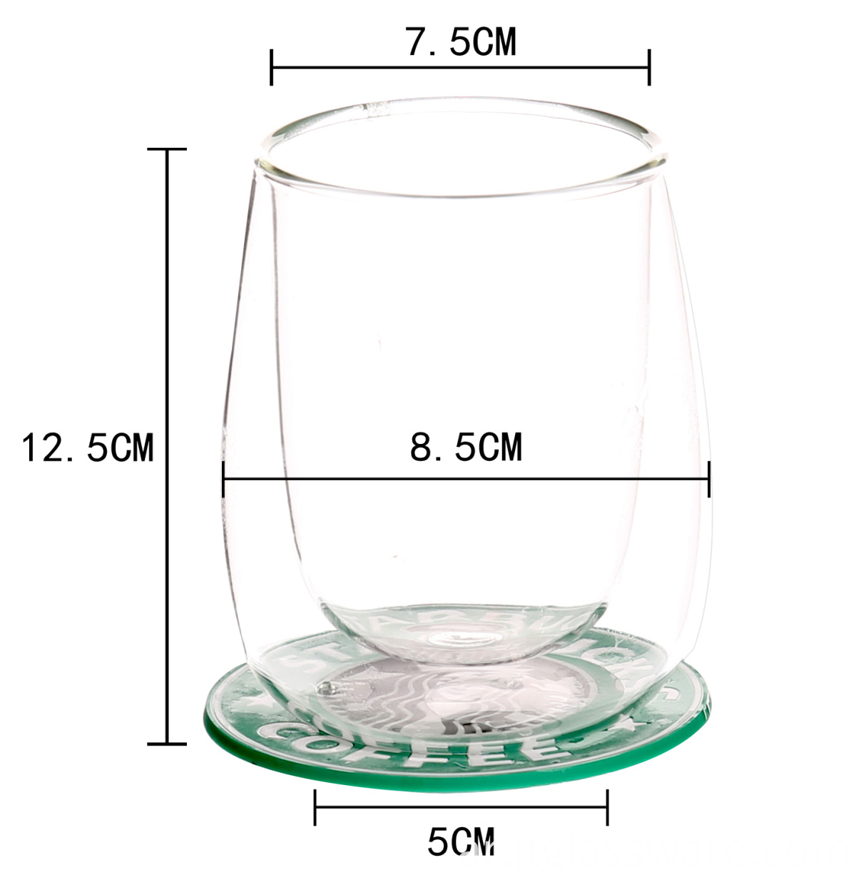 unbreakable glass cups