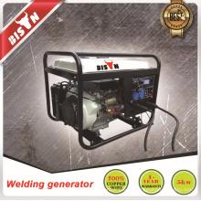 BISON (CHINA) Generador de gasolina 5kw con función de soldadura