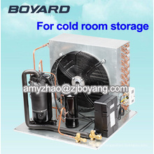 congelador de placa horizontal con refrigeración R404A 2 unidades de condensador de compresor HP
