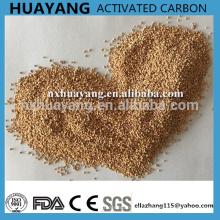 Meios de filtro de concha de nogueira de 2-4 mm / abrasivo de nogueira fabricados na China