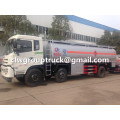 Dongfeng Teshang 22000Litres Mobile carburant camions de ravitaillement