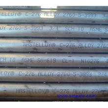 Super Alloy Inconel C276 Stainless Steel Pipe
