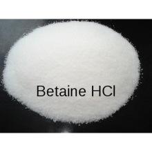 Aditivos de betaína Hcl
