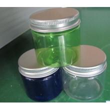 Plastikflasche, Haustierglas, Kosmetikglas, Kosmetikflasche