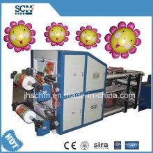 Machine automatique de moulage de ballon de haute qualité, ballon d'aluminium d'animal familier faisant la machine
