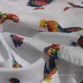 Tela de tencel impresa algodón de tela tencel para vestido