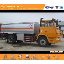 Shacman Aolong 4x2 Acid Tanker Vehicle Capacity 15CBM