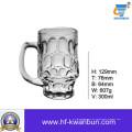 Glass Tumbler Taza de cerveza para beber cristalería barata