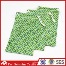 Super Custom Microfiber Lunettes de soleil Drawstring Bag