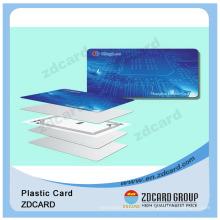 Carte à puce RFID enregistrable 1k / carte à puce RFID F08