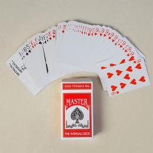 cartes à jouer tours de magie