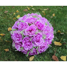 hängender Blumengroßhandelsballon der künstlichen Hydrangea künstlichen rosafarbenen Kugel künstlichen für Hochzeitsdekor