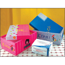 3D Lenticular Printing Plastic Package Box