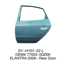 Aftermarket Auto rear door Replace for Hyundai Elanrta