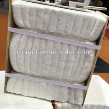 aislamiento de manta de fibra mineral