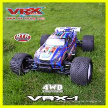 alta velocidade de bateria dual Electrci Racing carro Rc