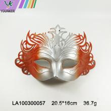 Tocar máscara de festa sexy Halloween metade do rosto