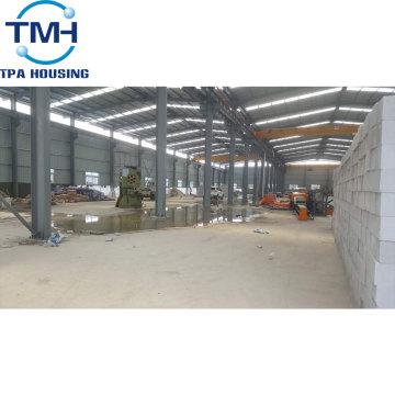 fast assembling Workshop Industrial Steel Structure