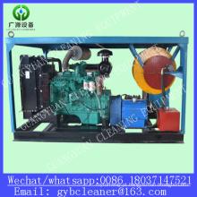 Máquina de limpeza de jato de água de alta pressão