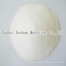 Food Medicine Grade Gluconate de calcium Dextrose en poudre