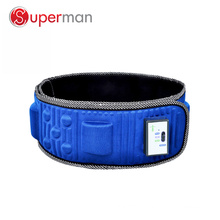 YICHANG Electric Blue Fit Massage Body Slim Massage Belt Vibrating Fast Slim Massager For Beauty Care Device