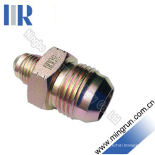 Jic Male Hydraulic Adapter Hydraulic Nipple Tube Fitting (1J)
