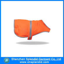 High Quality Orange Pet Reflective Safety Clothes Product