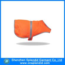 Alta qualidade laranja pet reflexivo segurança roupa produto