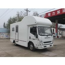 NAVECO 4-6Tons Mobile Restaurant Car