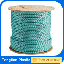 25mm 100% virgin polypropylene 3 strand baler rope
