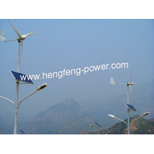 300W solar & Wind Hybrid wind Turbine für Straße Licht und 1KW Aufrasterfeld Wind Turbine Generator für den Heimgebrauch