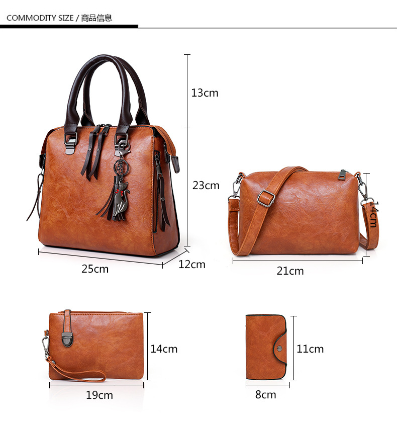 women daily handbags