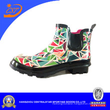 Best Fashion Girls Colorful Rubber Rain Boots Ss-101