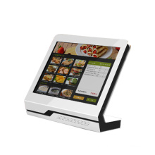 19 inch desktop Multi-touch screen self service Kiosk , Interactive Kiosk for coffee shop