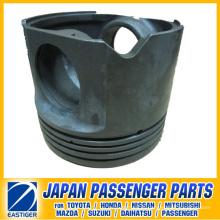Hino E13c ferro fundido peças do motor diesel Piston