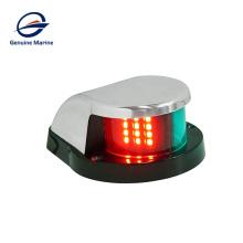 12V DC LED Marine Bow Stern Boat Bi-color Navigation Light