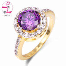 Top Grade Handmade Cz Ring, Good-FlexibilityJewellery Rings