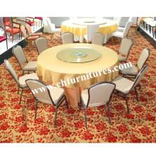 Банкетный стол и стулья отеля (YC-T01-02)