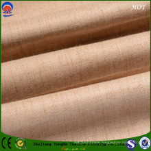 Home Textile Blackout Flame Retardance Polyester Fabric for Window Curtain.