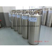 High Quality Stainless Steel Middle Pressure Liquid Nitrogen Dewar